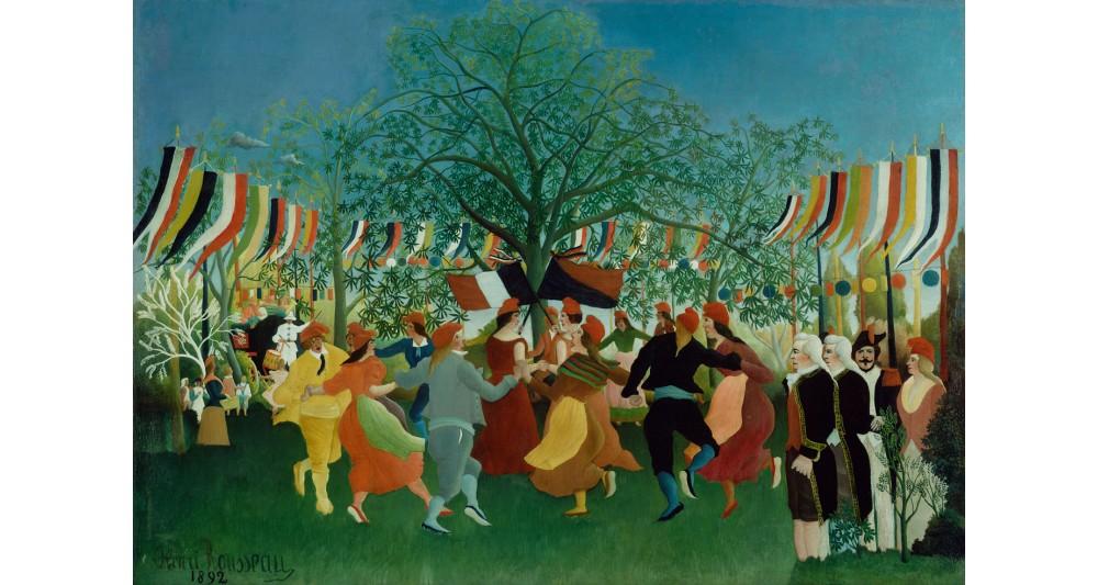 Manufaktur 9 - Henri Rousseau: Hundert Jahre Unabhängigkeit