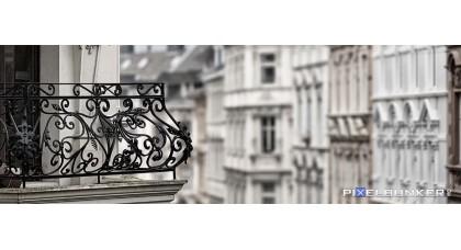 Balkon Marienstraße