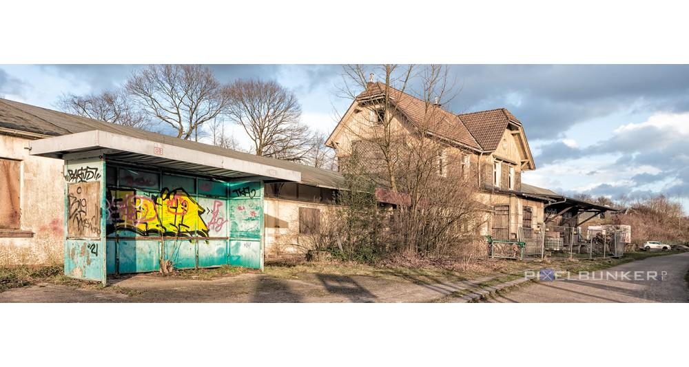 Bahnhof Küllenhahn II