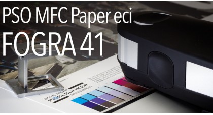 Digitalproof PSO MFC Paper eci