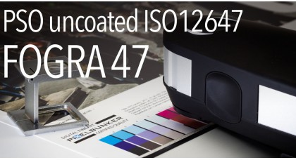 Digitalproof PSO Uncoated ISO 12647