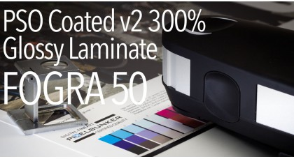 Digitalproof PSO Coated v2 300 Glossy Laminat